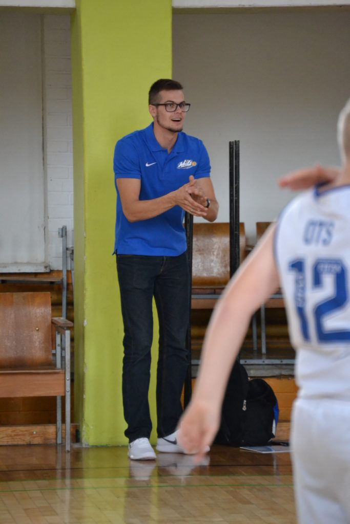 treener Martin Korjus