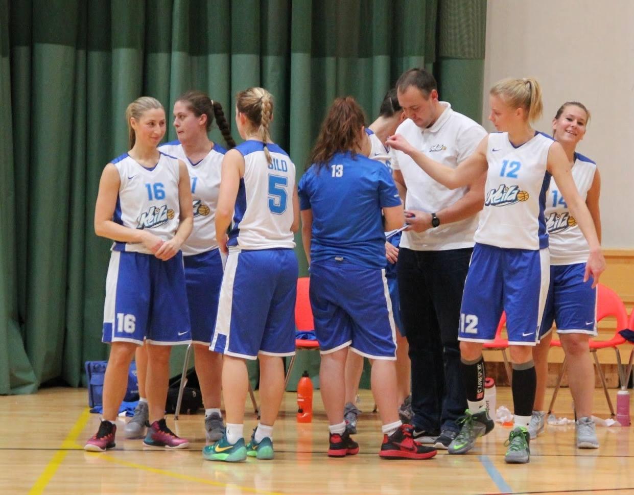 Keila Korvpallikooli naised alustasid Tallinna MV-d võiduga