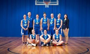 Keila naiskond saavutas Tallinna MV-l kolmanda koha