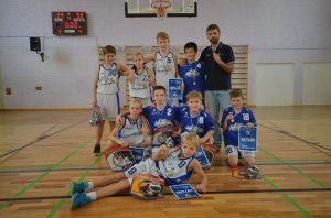 Keila poisid saavutasid Basket Unites turniiril 3. koha