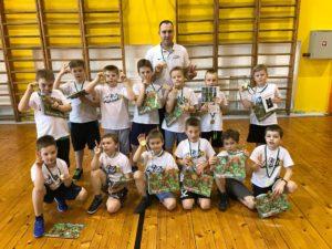 2 klassi poisid said Tartu turniiril teise koha
