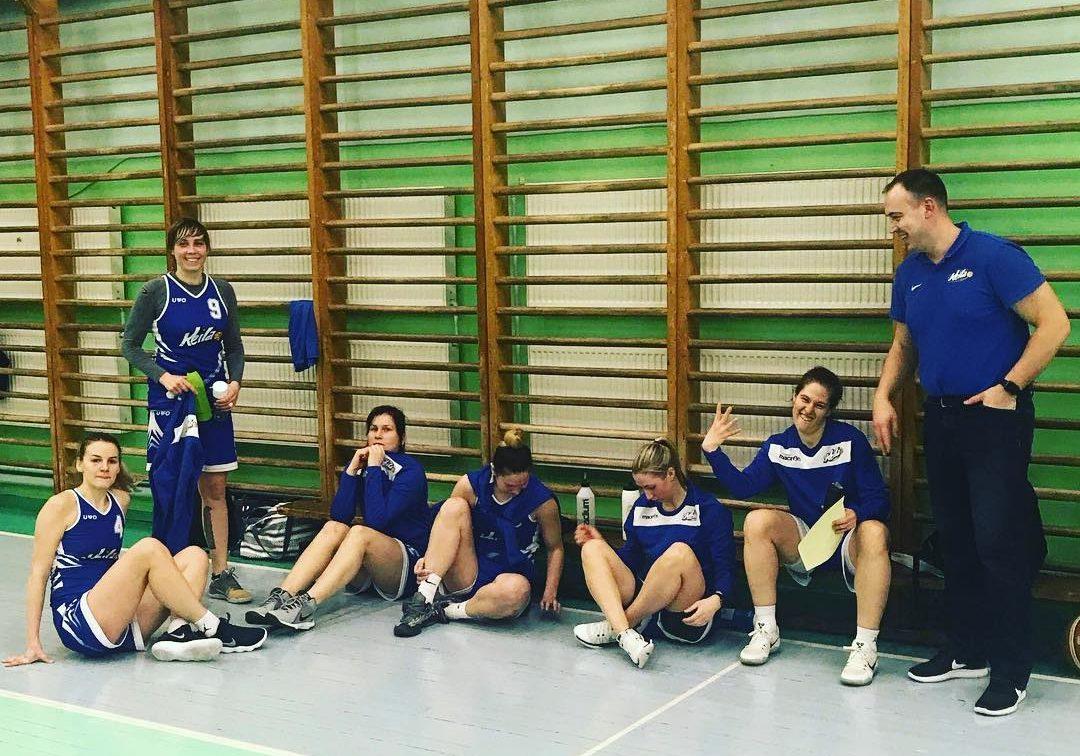 Keila naiskond võitis NKL veerandfinaalis Tähtveret