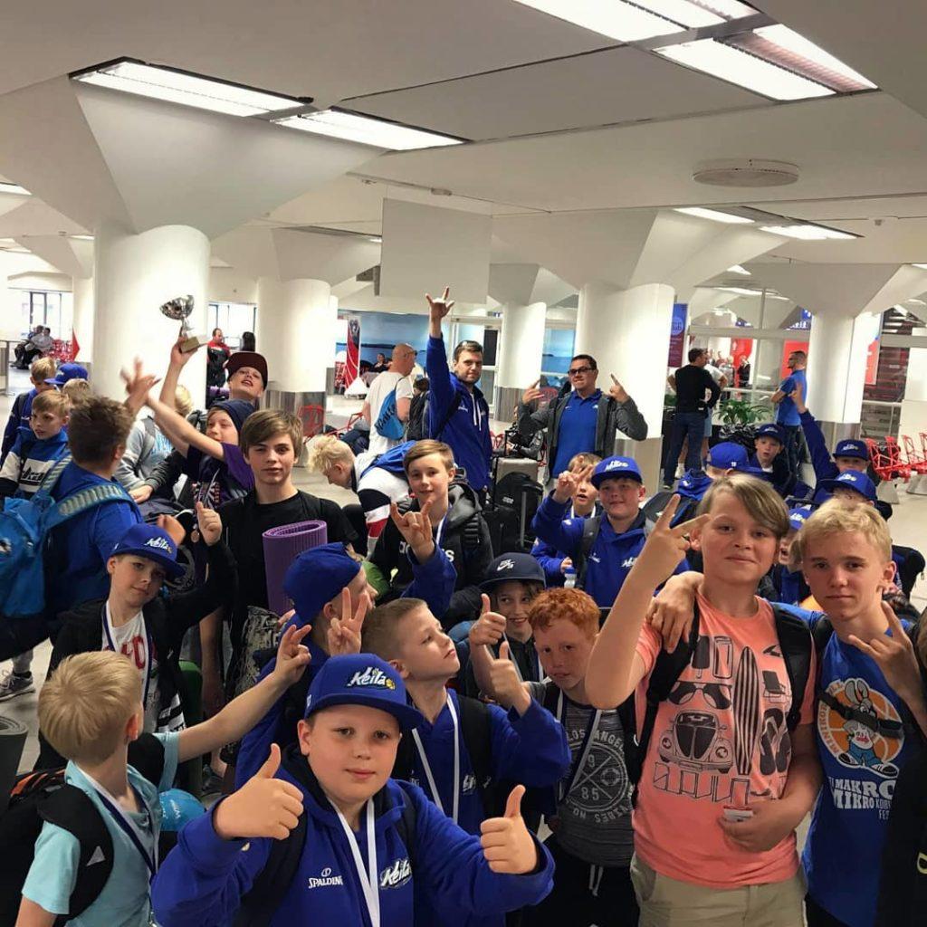 Soomest toodi koju kolm medalitekomplekti