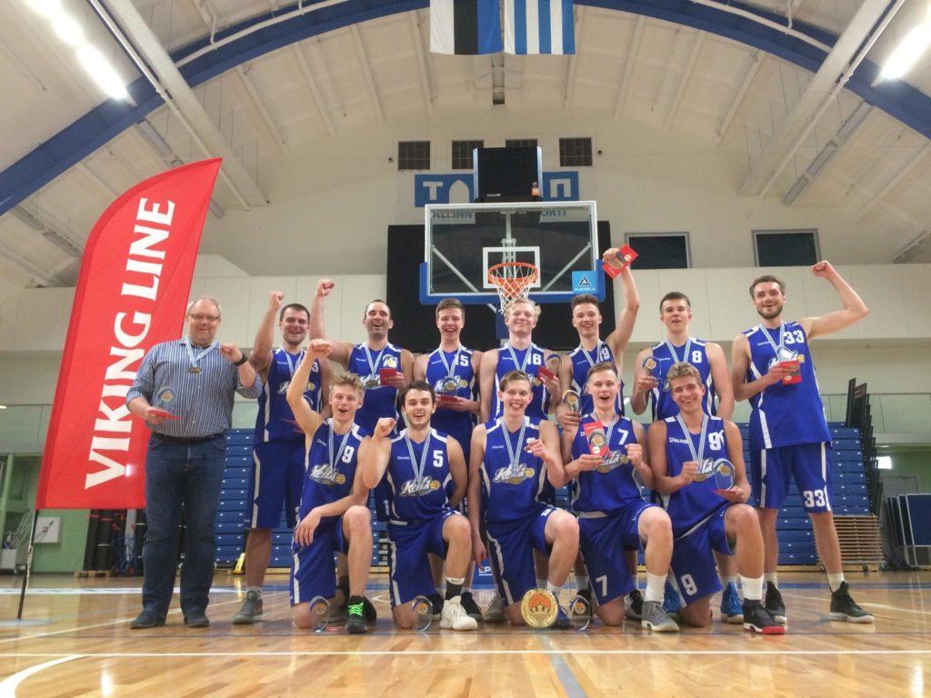Keila võitis Tallinna meistritiitli